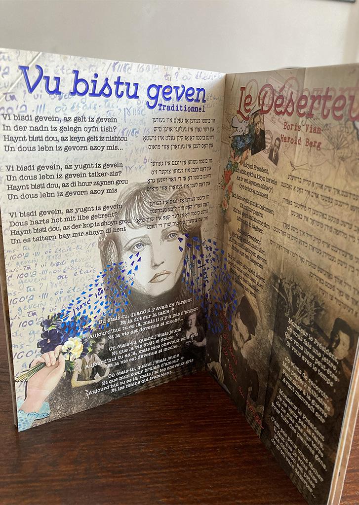Livret de l'album Aylulu